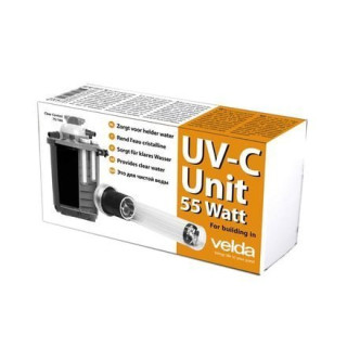 Uv-c unit 55w clear control 75/100 l